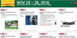 costco black friday ad 2016 costco deals hours moreliving