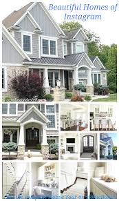 beautiful homes photos interiors beautiful homes beautiful homes of instagram roundup home bunch