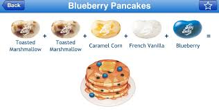 blueberry pancake jelly belly flavor recipe recipes