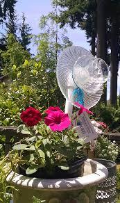 Garden Glass Art June 2015 Rb Beach Glass
