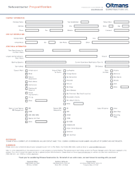 printable subcontractor agreement construction template edit