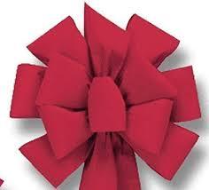 large ribbon 2 pack big bows 15x44 the handmade bow