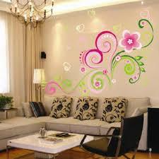 online get cheap office wall murals aliexpress com alibaba group multicolor diy wall mural decal wall stickers flowers home office wall sticker decor vinyl art