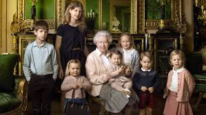in photos queen elizabeth ii u0027s 90th birthday portraits