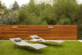 wood fence privacy screen home u0026 gardens geek