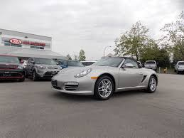 Porsche Boxster Base - used 2011 porsche boxster base for sale coquitlam vancouver
