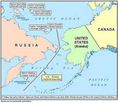 map russia to usa ussr usa maritime boundary agreement