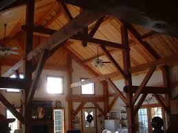 Tall Timber Barn Clydesdale Frames Co