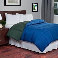 Black Down Alternative Comforter Lavish Home Reversible Pink Lime Down Alternative Full Comforter