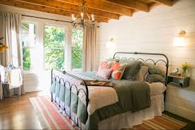 fixer upper bungalow bedrooms and master bedroom