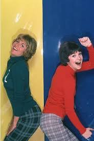 20 something roommates laverne and shirley famous tv