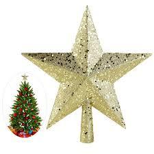 online get cheap star christmas tree topper aliexpress com
