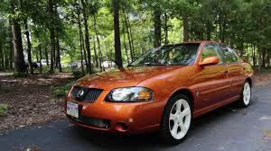nissan sentra xe 2002 turbocharged nissan sentra review another sleeper youtube