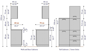 standard cabinet height from counter standard depth of kitchen cabinets marvelous design ideas 4 kitchen