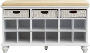Shoe Shelf Bench by Darby Home Co 21 75