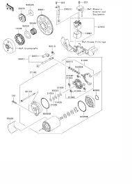 2007 kawasaki vulcan 900 classic lt vn900d starter motor parts