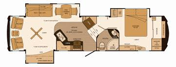 cougar rv floor plans 2016 carpet vidalondon 5th wheel toy hauler floor plans inspirational cer floor plans