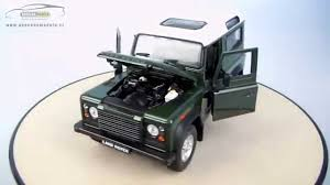 land rover italeri land rover defender welly 1 24 youtube
