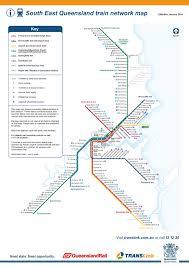 Gold Line Map Transport Information Anzam 2016