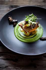 dressage en cuisine l assiette gastronomique en photos archzine fr dressage
