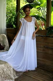 nightgowns for brides white swing nightgown bridal wedding
