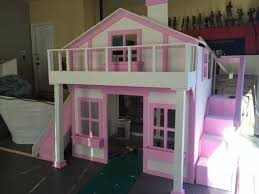 Bunk Bed House House Bed With Balcony S Custom Beds Boys Bunk Bed