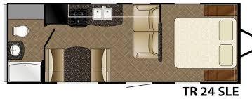sle house floor plans 2015 heartland trail runner 24 sle travel trailer at wilkins