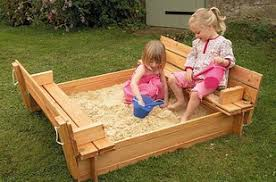 Build A Sandpit In Your Backyard 37 Insanely Cool Things To Do In Your Backyard This Summer