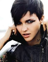 edgy haircuts oval faces image result for edgy pixie cuts for oval faces thick hair short