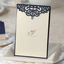 Wedding Invitation Cards Buy Online Compare Prices On Blue Wedding Cards Online Shopping Buy Low
