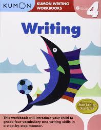 grade 4 writing kumon writing workbooks kumon publishing