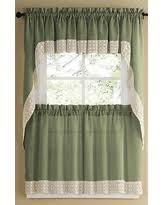Daisy Kitchen Curtains by Alert Kitchen Swag Curtains Deals