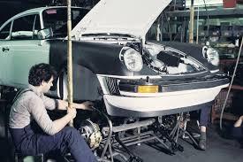 car suspension repair suspension a porsche 911 history total 911