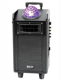 portable speaker with lights top laser disco light bluetooth speaker portable speaker box on wheels