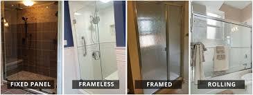 Shower Door Styles Bathroom Door Styles Styles Of Bathroom Entry Door Designs Door