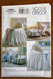bassinet cover pattern bassinet canopy by prettyfulpatterns 6 00