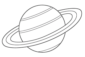 pluto planet coloring page at coloring pages shimosoku biz
