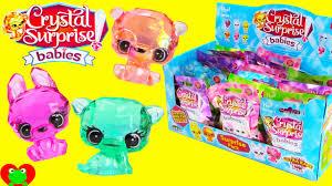 blind bags toys babies blind bags opening genie