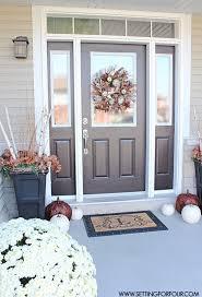entryway decorations 13 best front door images on pinterest