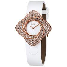 piaget limelight piaget limelight blooming white white satin