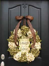 front doors awesome wreath ideas for front door 91 halloween