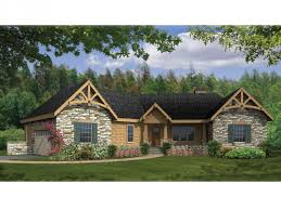 Angled House Plans Eplans Country House Plan U2013 Angled Ranch Boasts Dramatic Interior