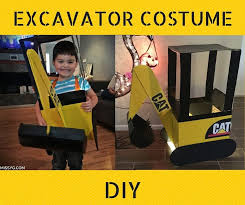 Digger Halloween Costume 30 Construction Themed Halloween Costumes Images