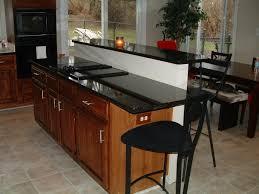 Width Of Kitchen Cabinets Kitchen Kitchen Cabinets Bar Counter Diy Dark And White Imposing