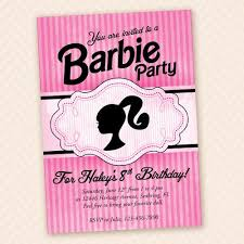 19 best birthday cards barbie theme images on pinterest barbie