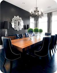 Art Deco Dining Room With Standard Height Graham Brown - Art dining room furniture