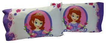 sofia pillowcases princess training pillow covers