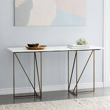 west elm marble table marble brass geo desk west elm throughout top design 8 deseta info