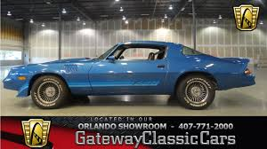 79 chevy camaro 1979 chevrolet camaro z28 gateway cars orlando 244