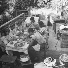 get the july 4th nostalgia going with these bbq photos from way
